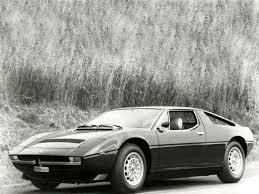 maserati merak concept 1972 maserati merak review supercars net
