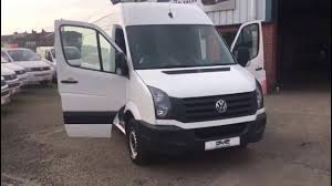 volkswagen minibus electric volkswagen crafter with electric windows and ply lining to rear