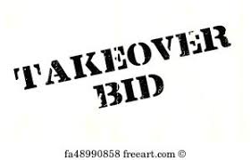 takeover bid free hostile takeover prints and wall freeart