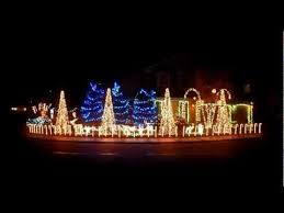 holiday light show videos video gallery know your meme