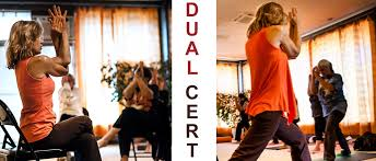 Armchair Yoga For Seniors Dual Certification Online Gentle Senior And Chair Yoga Teacher