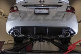 nissan altima 2016 rear bumper nissan news stillen garage