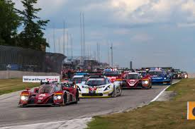 mazda america fifth place finish for mazda prototype team at road america