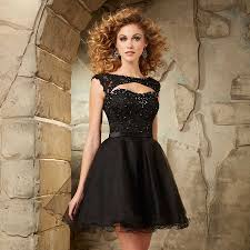 Black Homecoming Dresses With Sleeves Aliexpress Com Buy 2016 Short Homecoming Dresses With Cap