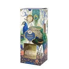 michel design works home fragrance michel design works fragrance diffuser peacock