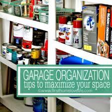 Garage Organization Idea - garage storage organization ideas fox hollow cottage