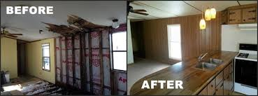 mobile home remodels before and after mobile home remodeling
