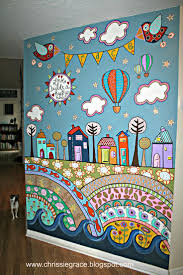 best 25 murals for kids ideas on pinterest creatively content scarp fabric curtain giveaway winner