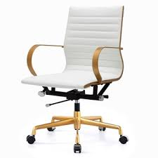 white leather desk chair white leather office chair crafts home