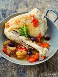 cuisiner le poulet poulet à la provençale recettes de cuisine marciatack fr