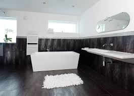 brown and white bathroom ideas black and white bathroom decorating ideas stainless steel single