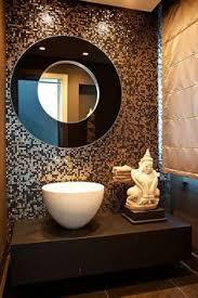 Backsplash Bathroom Ideas by Design In The Woods Lavatory Decor Sink Bathroom Powder Room