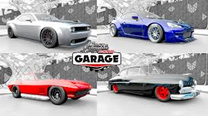 8 car garage fast furious 8 forza horizon 3 garage youtube