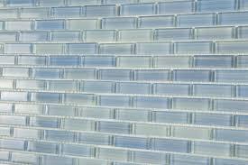 Glass Tile Border Blue Glass Tile