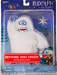 amazon rudolph red nosed reindeer bumble abominable