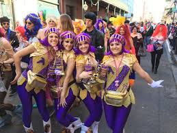 new orleans mardi gras costumes a day by day mardi gras more guide for nola newbies
