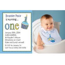 1st birthday invitation boy afoodaffair me