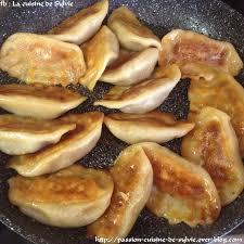 cuisine asiatique boeuf raviolis chinois au bœuf gyoza cuisine de sylvie