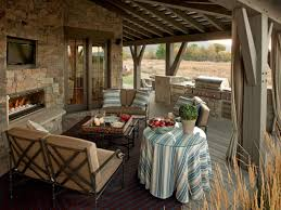 House Plans With Outdoor Living Space Outdoor Kitchen Design Ideas Pictures Tips U0026 Expert Advice Hgtv