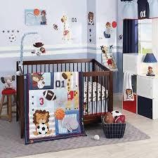 Sports Themed Crib Bedding Sports Themed Nursery Bedding Baby Sleeping Pinterest Sports
