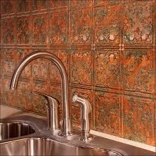 kitchen copper backsplash kitchen room marvelous copper tiles for kitchen backsplash