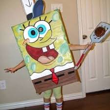 Spongebob Squarepants Halloween Costume Cool Spongebob Squarepants Halloween Costume Egg Crates