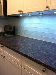 glass subway tile backsplash kitchen blue glass tile backsplash pictures roselawnlutheran