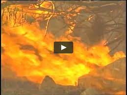 California Wildfire October 2007 by San Diego County Wildfires On Vimeo