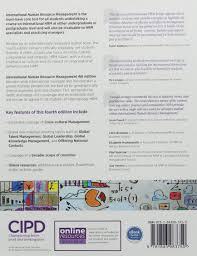 international human resource management christopher brewster dr