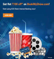 bookmyshow offer icici bank