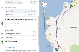fiji resort map intercontinental fiji golf resort spa hotel natadola bay fiji