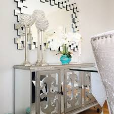 Best Mirror Decor Images On Pinterest Wall Mirrors Home And - Decorative mirror for living room