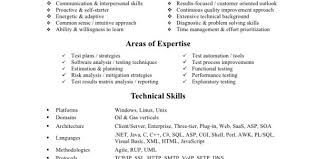 Quality Control Specialist Resume Software Quality Assurance Resume Examples Software Quality