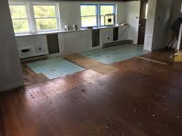 Original Wood Floors Fixer Upper Friday Family Room Before U0026 After Food Blog