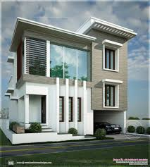 modern contemporary home low budget villas elevations waplag