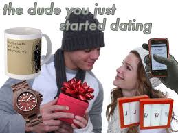 birthday gift ideas for i just started dating what not to get