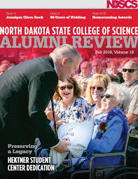 ndscs alumni review fall 2016 by north dakota state college of