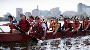volunteers give vets a day on the water freedom boat club dual degree programs quinnipiac university