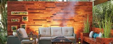 Home Depot Design Your Own Patio Furniture by How To Build An Outdoor Privacy Wall
