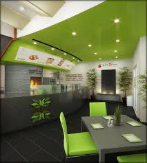 Pizza Restaurant Interior Design 3d Interior Rendering Of Pizza Place By Anonymusdesignstudio On