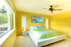 Navy And Yellow Bedding Bathroom Extraordinary Yellow Bright Bedroom Green Bedding And
