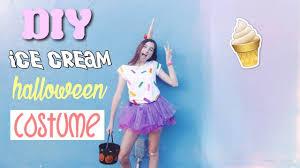 diy ice cream cupcake halloween costume halloween 2016
