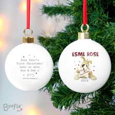 image collection personalised christmas tree ornaments uk all