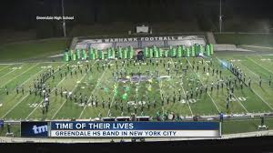 greendale band to march in macy s thanksgiving day parade thursday