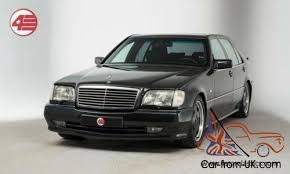 mercedes s class for sale uk sale mercedes s70 amg w140 s class