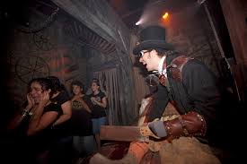halloween horror nights age want to be a theme park designer disney imagineer and universal