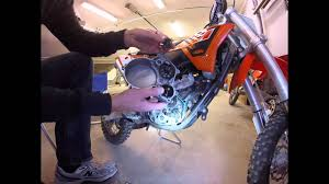 ktm 50 sx 2015 kickstart assembly youtube