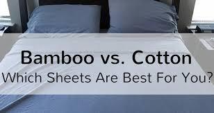 cotton vs linen sheets organic bamboo vs egyptian cotton bed sheets