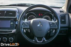 mitsubishi suv 2016 interior 2016 mitsubishi asx vrx 2 0 car review can you teach an old