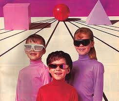 Sunglasses For Blind People Venetian Blind Sunglasses Circa 1950 Optical Vision Resources